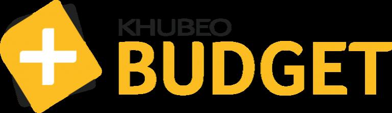 Logo Khubeo BUDGET
